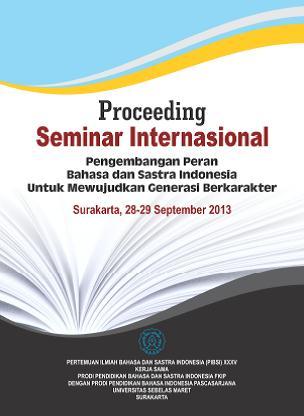 Cover PIBSi 2013